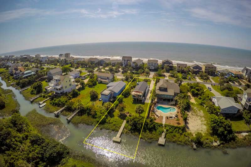 East Ashley Folly Beach South Carolina